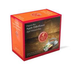 Julius Meinl Ограничен чай Ябълка и Бъз 20 бр. Пакетчета Био чай