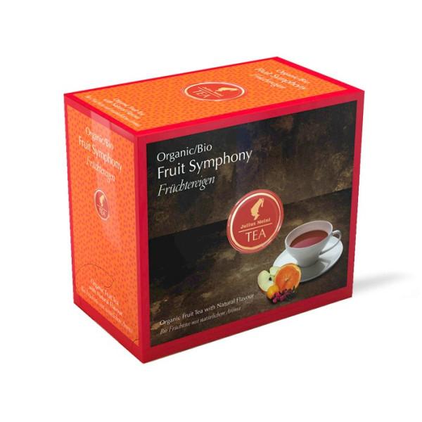 Цена от 22.00 лв за Ограничен чай Плодова симфония 20 пакетчета само в CodCaffee.com