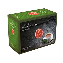 Julius Meinl Органичен чай Планински билки 20 бр. Пакетчета Био чай