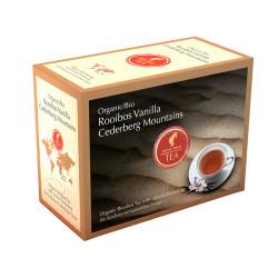 Julius Meinl Ограничен чай Ройбос и Ванилия 20 бр. Пакетчета Био чай