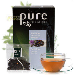 Pure Ърл Грей 25 бр. Чай на пакетчета