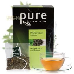 Pure Мента 25 бр. Чай на пакетчета