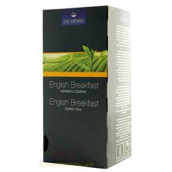 Sir Henry Английска закуска 25 бр. Пакетчета чай