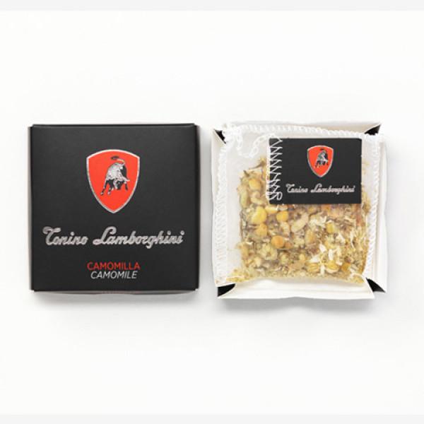 Чай на пакетчета Tonino Lamborghini Camomile 25 бр. ТОП цена | Cod Caffee