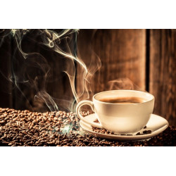 История на кафето, картонените чаши и кафемашините