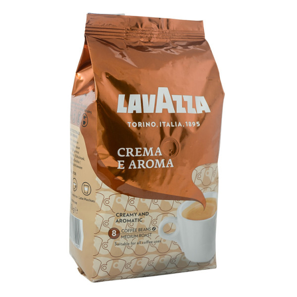 Топ цена на Lavazza Espresso Crema e Aroma само в CodCaffee.com